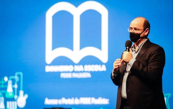 Governo de SP anuncia R$ 1,2 bilhão em repasses para as 5,1 mil escolas da rede estadual